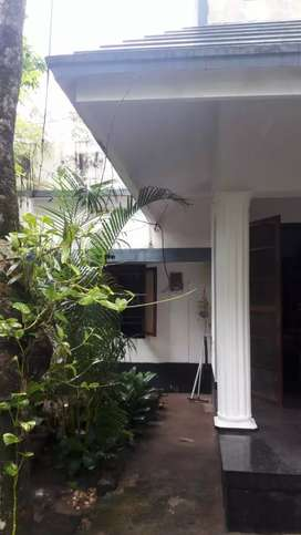 Furnished house for rent Alleppey near YMCA