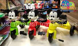 Kids Micky mouse tricycle