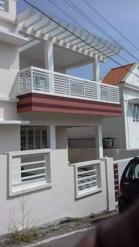 New house  for sale  near  Tripunithura