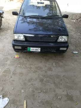 Mehran VX with Air Condition 2011