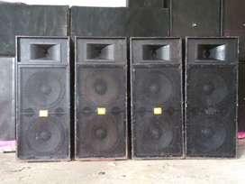 P audio 15 inch
