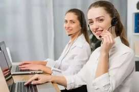 Need Female Staff for Data Entry