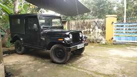 Mahindra MM540 with thar body and stereo system.