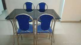New dinning set home delivery 8O784(call)565O4