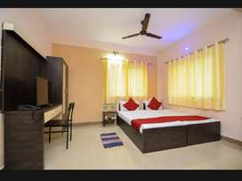 23 Room Furnished Guest House/Restaurant/Banquet on Rent at Newtown