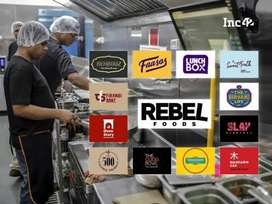 Rebel foods Pvt lmt food delivery job