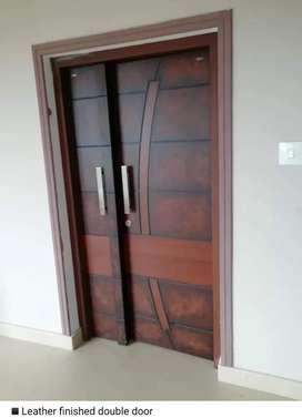 F.R.P bedroom and bathroom doors