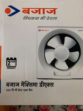 Exhaust Fans for sale
