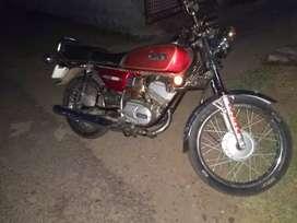 RX100 1989 Japan model engine