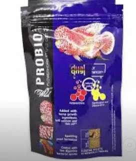 Probio diet flowerhorn food