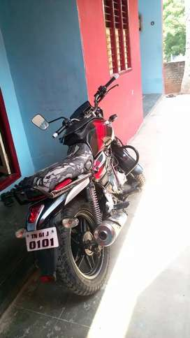 Baja _V15_ Very good condition and look at new bike