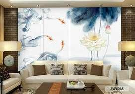 Custom Berupa Gordyn Wallpaper Gorden Hordeng Korden Blinds.549cmcme