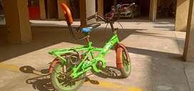 Kids Cycle 3 - 6 Years