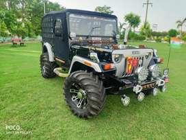 Modifed jeeps Gypsy Hunter thar Open Jeeps Willys gypsy AC jeeps
