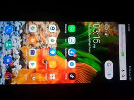 Infinix hot 8 ram 4 room 64 1 month used 10 month waranty phone