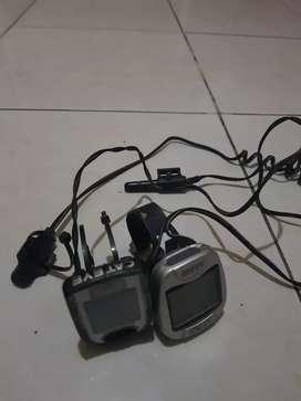 Spedometer cateye velo 8