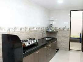 Semi Furnished 2 Bhk Flat For Rent Nr Palanpur Canal Road Adajan Surat