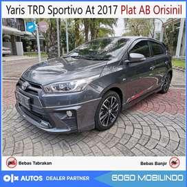 All New Yaris TRD Sportivo At 2017 Plat AB Bisa Kredit