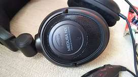 Medusa 5.1 Surround sound Gaming Headphones with 5.1 sound card
