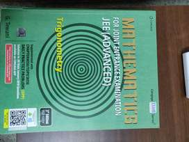 Cengage books for jee with dpps
