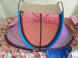 Foldable Mosquitoe tent for kids small size
