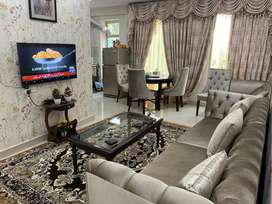 Super Fully Luxury Furnished Apartments Facing Eiffel Tower