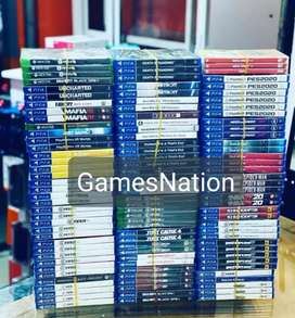 Ps4 latest games available BUY SELL EXCHANGE RENT SWAP