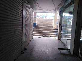 100 SQFT Shop For Sale in PIA Road
