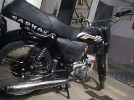I am ginan bike for sale modil 2007 condition is ok