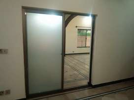 E-11 Ground portion with extra land for Rent.