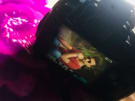 Nikon dslr camera h 3000d 70 se 300 lens h manual h charger h bag h