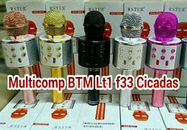 mic bluetooth smule ws 858 ready
