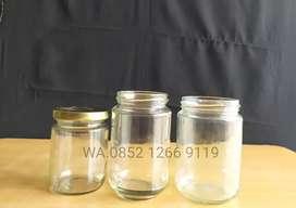 Botol jar / untuk ikan cupang