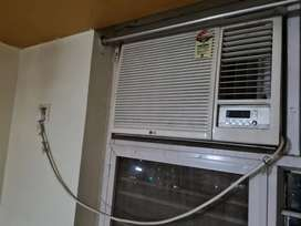 LG 1.5 tonne window AC