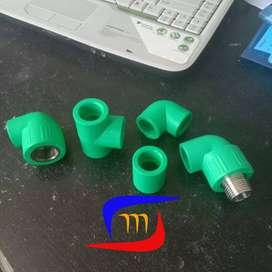 Pipa PVC, HDPE, PPR Rucika & Aksessories