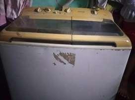 Semi washing machine 7.2 kg