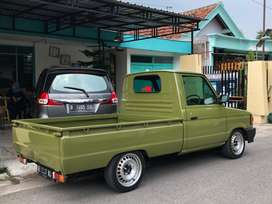 Kijang Pick Up 1991 velg mercy AC dingin Pajak Hidup