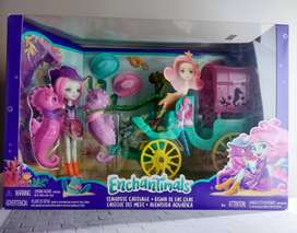 Enchantimals Seahorse Carriage