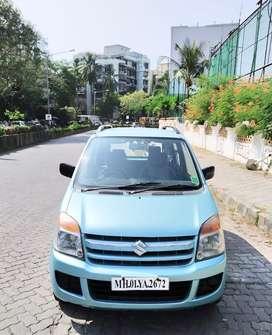 Maruti Suzuki Wagon R AX BS-III, 2007, Petrol