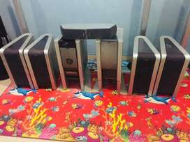 sony compo flx5w sistem hmetheater 5.1chanel