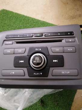 Honda civic 2014 cd player original