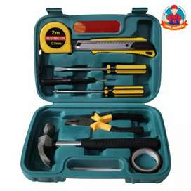 Repairing tools set for car and home