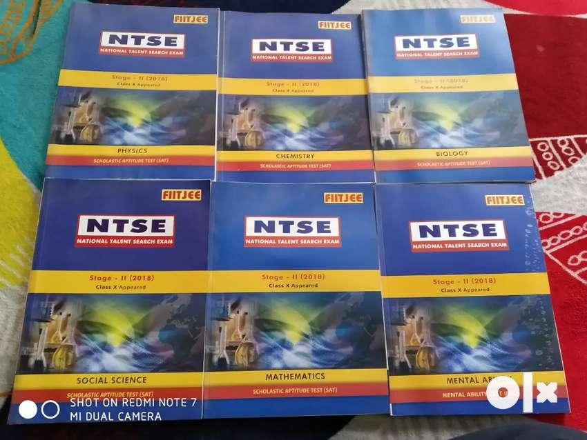Fiitjee Special NTSE Packages 0