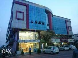 63000 sqft commercial building shopping mall +Hotel rooms kodagu coorg