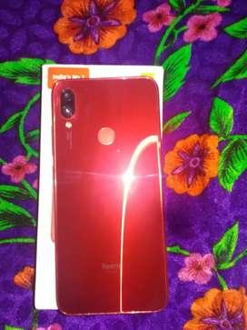 Redmi Note 7S Nubia Red