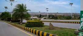 Gulberg Residencia A block park face 10 Marla develop plot available