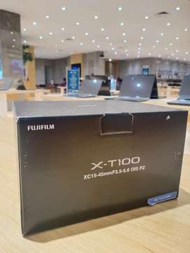 Camera Digital Miror less XT100 Fujifilm