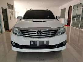 Toyota Fortuner G VNT at disel 2013