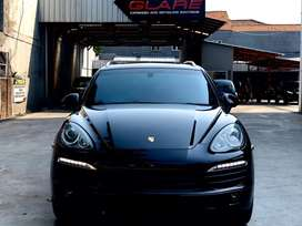 Porsche Cayenne S 4.8L N/A Edition 2011 FACELIFT Black on Black