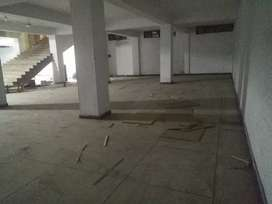 Hall Space Available For gym  Commercial market Rawalpindi